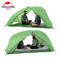 NatureHike Ultralight Tent 215 131 110cm Double Layer 2 Person 2 Doors Outdoor Sports Camping Hiking