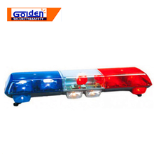 New product led warning lightbar for police car Exported to Worldwide