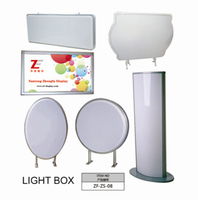 Aluminum Snap LED frame/ LED light box