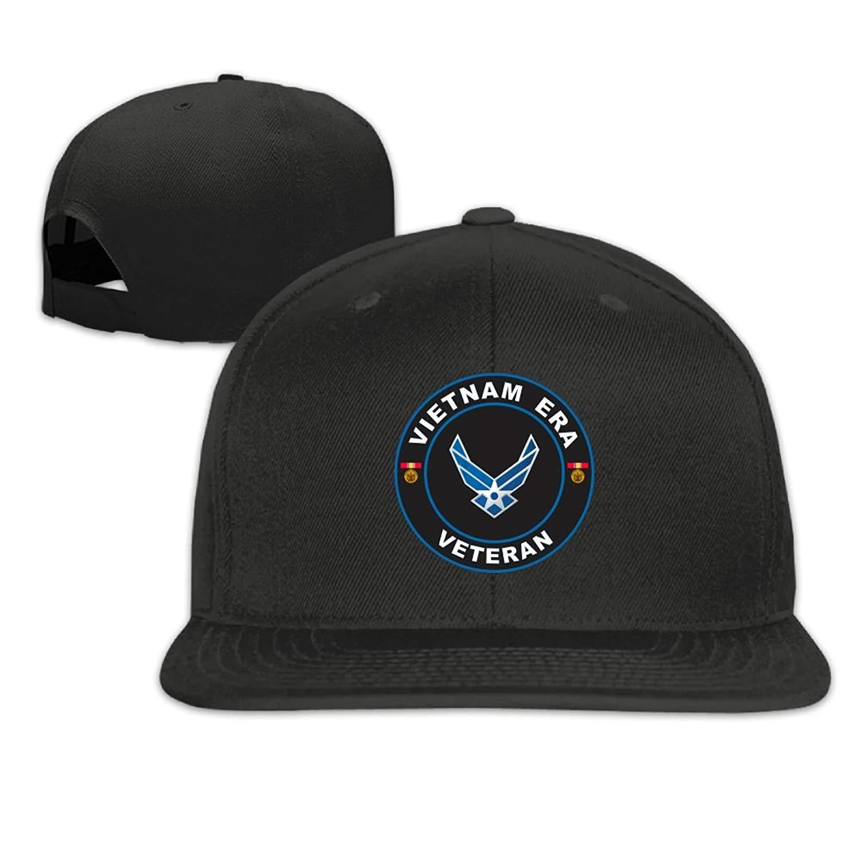 dd9c8300f54 Get Quotations · Adjustable Baseball Hat Snapbacks Hat Baseball Caps  Trucker Hat - U.S. Air Force Vietnam Era Veteran