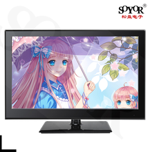Low power consumption 24inch ELED stock led tv