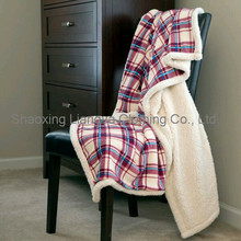 home polyester full queen blanket wool throws plaid US flag print super soft fur sherpa throw mora blanket spain