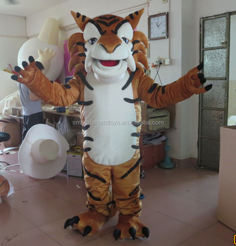 sabertooth tiger mascot costume adult sabertooth tiger costume & Sabertooth Tiger Mascot Costume Adult Sabertooth Tiger Costume - Buy ...