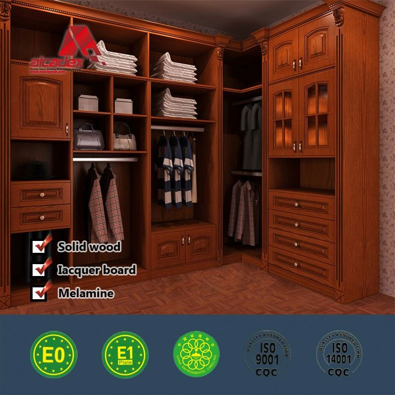 Excellent quality wardrobe with lock
