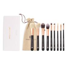 전문 메이 컵 9 개 당 set 및 synthetic hair brush material foundation brush 메이 컵 sets brocha 드 maquillaje