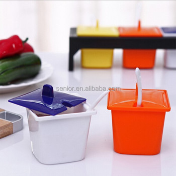 a0fdab72717 Kitchen Storage Plastic Seasoning Box