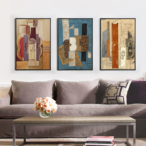 Art Abstract Decoration Wall Oil Painting Picasso