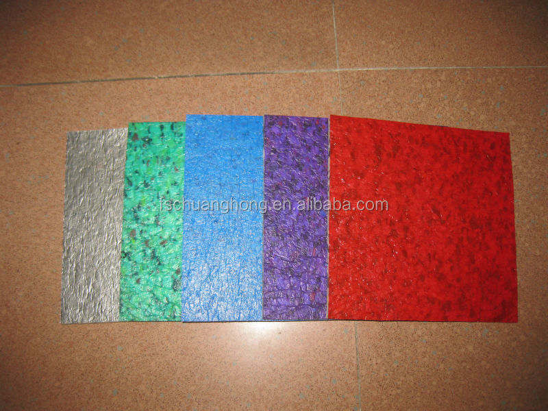 High quality foam carpet underlay Soundproof carpet padding