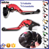 BJ-LS-001-F99-H11 Adjustable Foldable CNC Motorcycle Brake Clutch Lever For Ducati 899 Panigale MONSTER 1200S