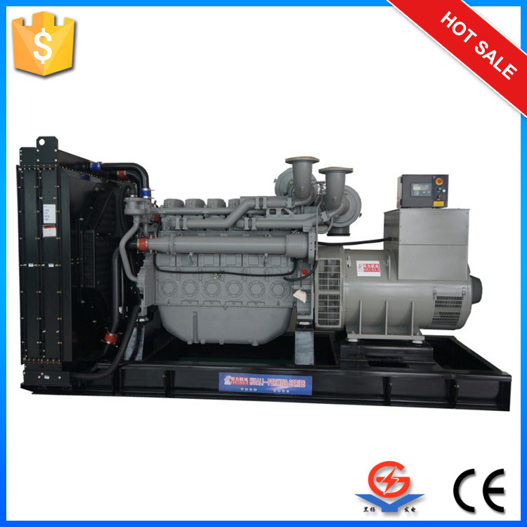 45kva soundproof diesel generator prices with engine 1103A-33TG1