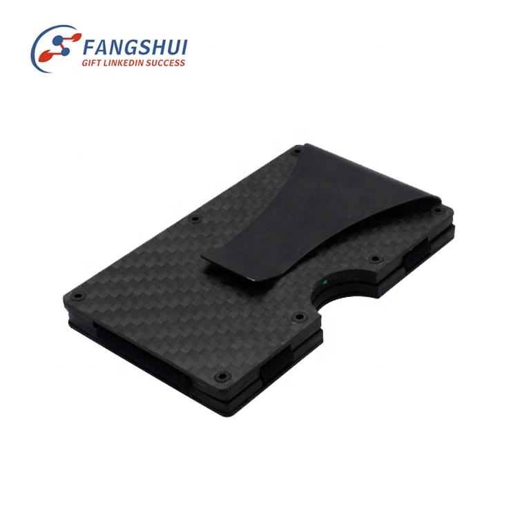 b2fc925a32e0 Customized Design Slim Minimalist Wallet Rfid Blocking Carbon Fiber Money  Clip Credit Card Holder - Buy Carbon Fiber Card Holder,Slim Credit Card ...