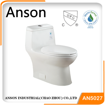 Cupc Toilet Sanitaryware ADA Height Watersense Elongated Toilet Water Closet  Bowl Sink Toto Toilet