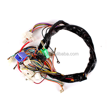 Haissky Motorcycle Wire Harness y For Cg 125 Ax 100 Wy Gy 150 Motorcycle on