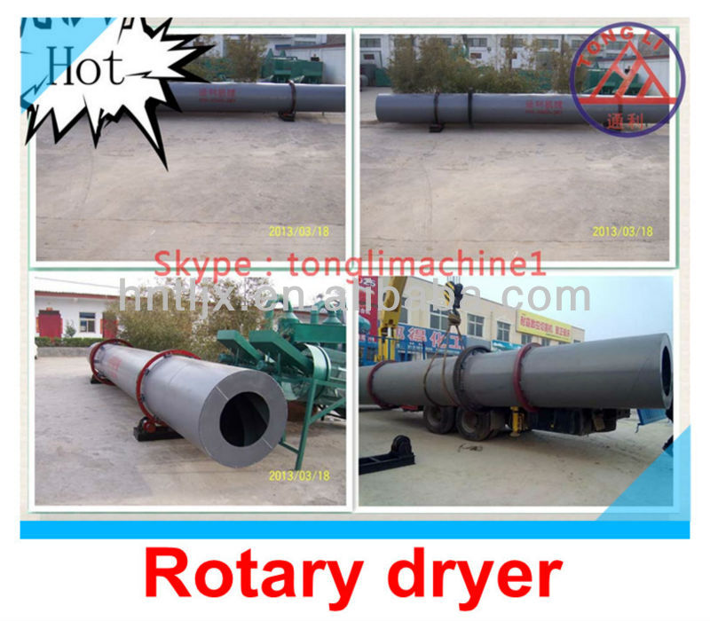 [dryer]iron ore dryer/charcoal machine equipment with quality assurance
