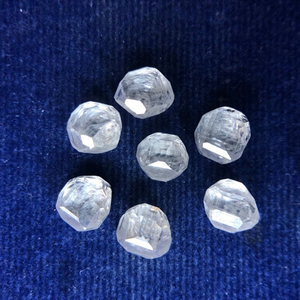 Chian factory HPHT rough white diamond lab grown diamond
