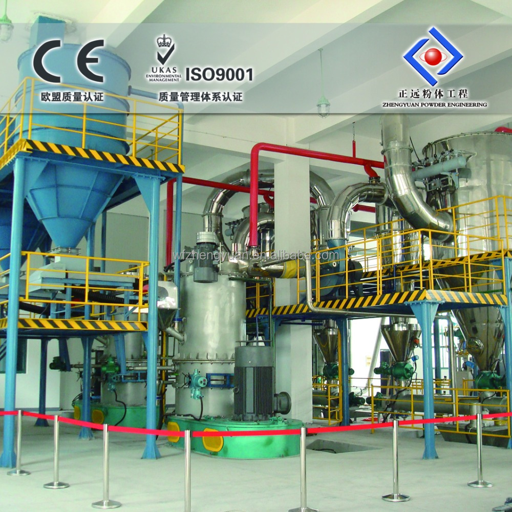 Talc Powder Impact Mill