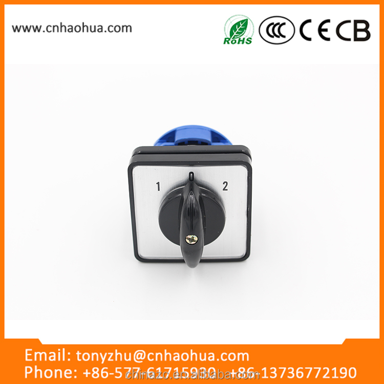 LW26 series 20A china wholesale websites micro rotary switch