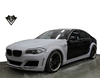 Car tuning body kit for f10/f18/m5 LA face-lift m5 body kit 2011-2014