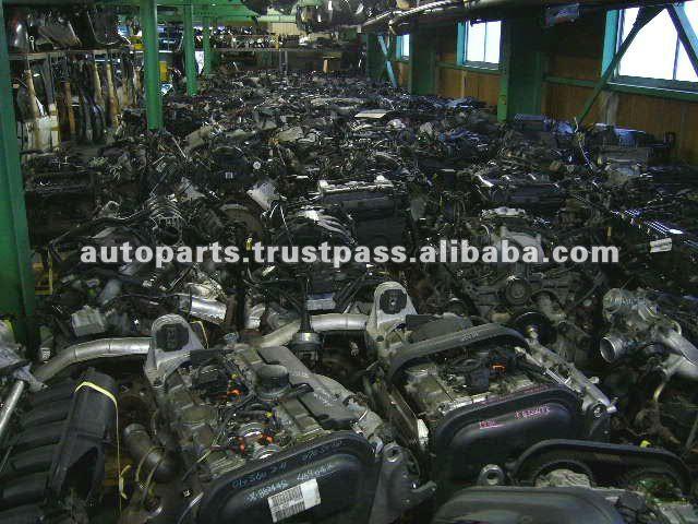 Volkswagen Second Hand Engines Buy Second Hand Volkswagen Engine - Used audi parts