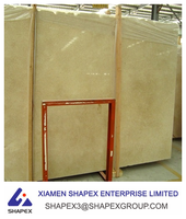 professional stone product New Beige marble Egypt Cream yellow marble tile