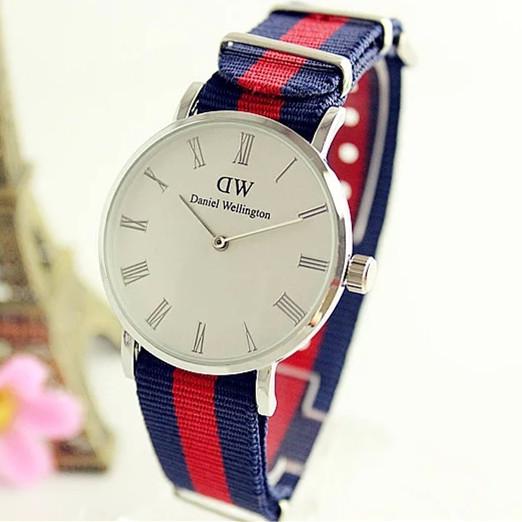 12818b183ef1a Buy Daniel Wellington Men 40mm Watches DW Watch Women 36mm Nylon Strap  Military Gril Sport Quartz Wristwatch Clock in Cheap Price on m.alibaba.com