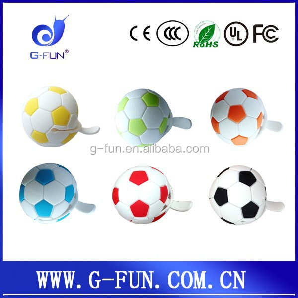 2015 chinese ney year promotional gift :3 in 1Football USB Cables