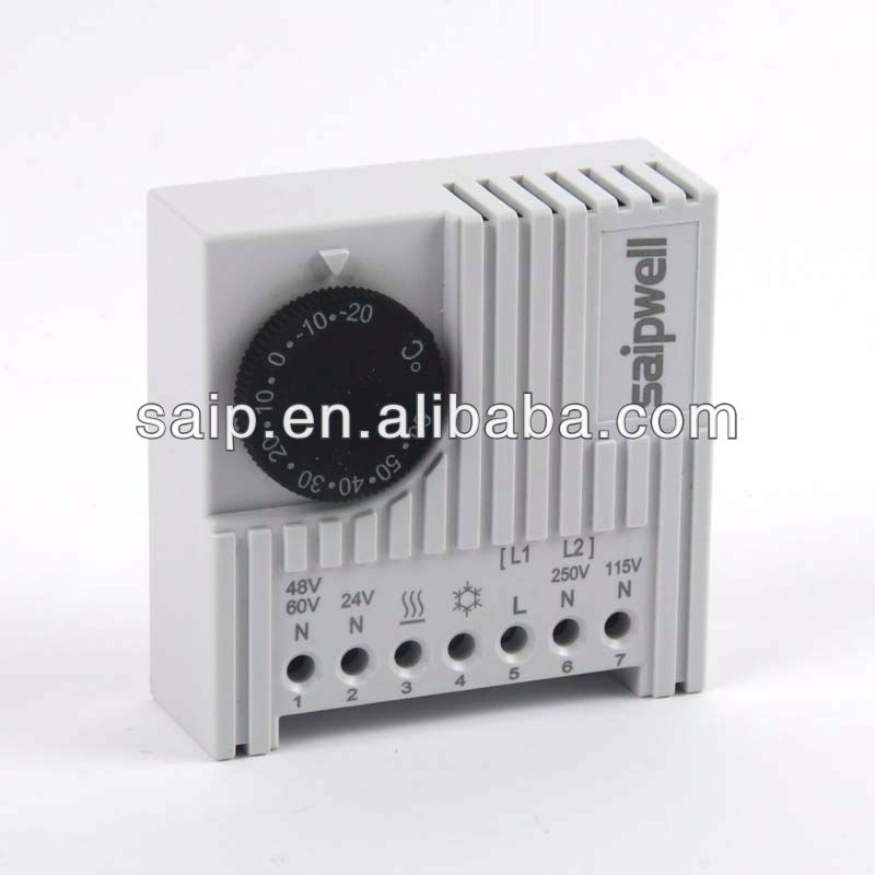 Electronic Thermostat adjust fridge thermostat bimetal thermostat temperature control