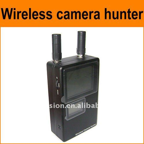 890~2900MHZ/FM, Wireless Video Scanner with detection range 30 meters