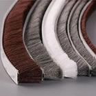 ADHESIVE WOOL PILE WEATHER STRIP WOOL FELT STRIP