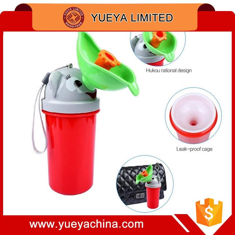 Portable Kids Pee Urinal for outdoor