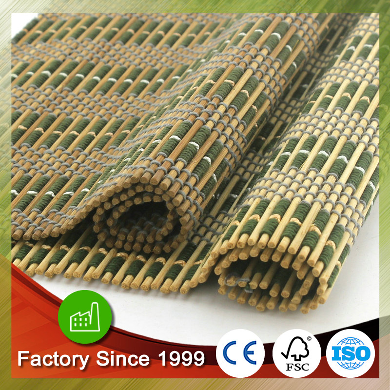 EO <strong>Natural</strong> Heat protection Kitchen bamboo table mat Wholesale