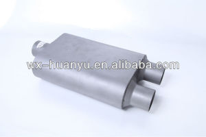 electric car muffler