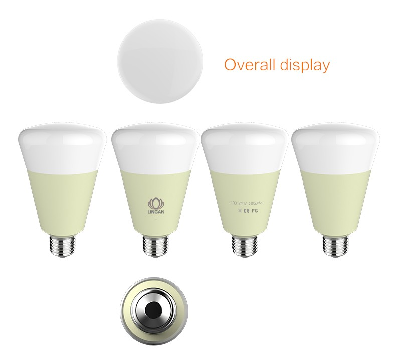 Alibaba Led Wifi Lamp Oem Design For Smart Home Automation With ...