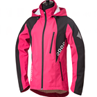Women's Cycling Jacket With Reflective Tape