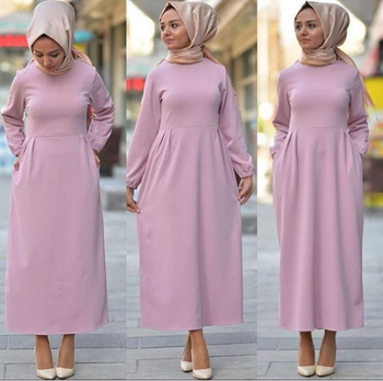 Women Fancy muslim islamic hijab New Fashion Hot Selling Wholesale Muslim Arab Lady Abaya