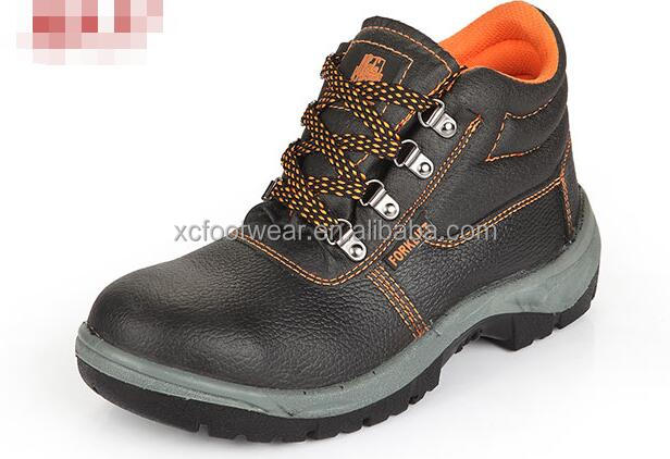 2016 high quality safety shoes for ladies protective safety shoes waterproof work boots steel toe boots
