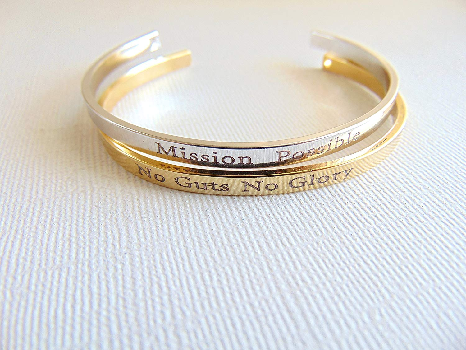 a70332d996ed Get Quotations · Personalized Cuff Bracelet