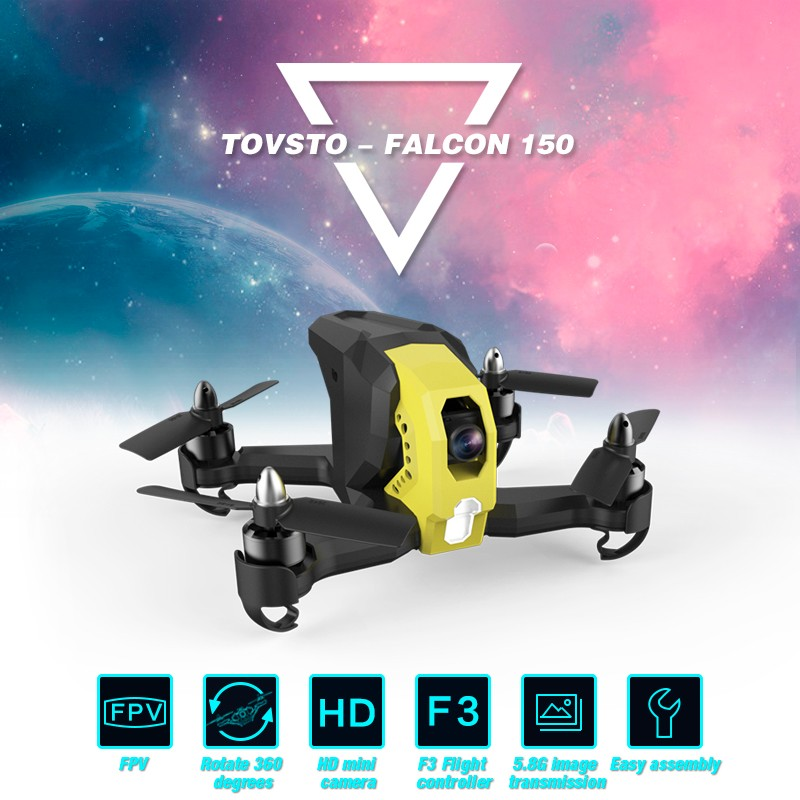 Wholesale Falcon 150 RC FPV Racing Drone Quadcopter