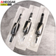 Wholesale- TG3213 25mm Disposable Silicone Gel Tube Tips Grips with Needle Tattoo Tube with Needle