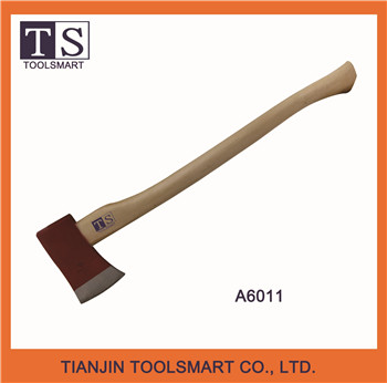 Toolsmart wooden handle fire axe for sale