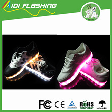 hot sale fashionable led shoes light for christmas shoes for safety and party