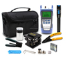 Fiber Optic FTTH Tool Kit for Installing Fast Connector and Drop Cable