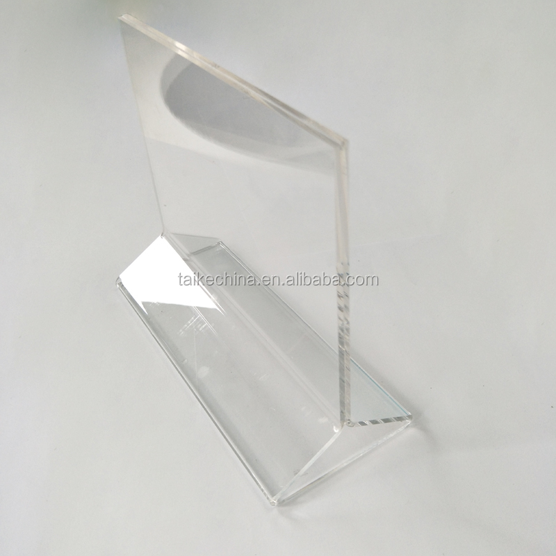 A4 Sizes Clear Acrylic Display Holder/Stand/Rack