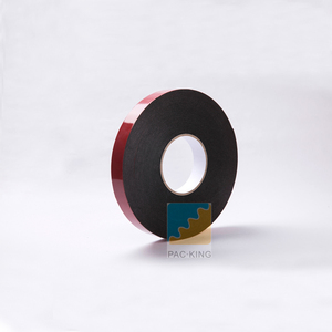 Hot seller!!! Single sided/double sided PE foam tape with liner