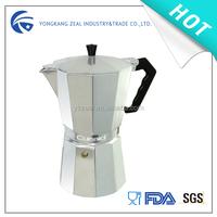 zeal espresso & cappuccino coffee maker CM2001 9C