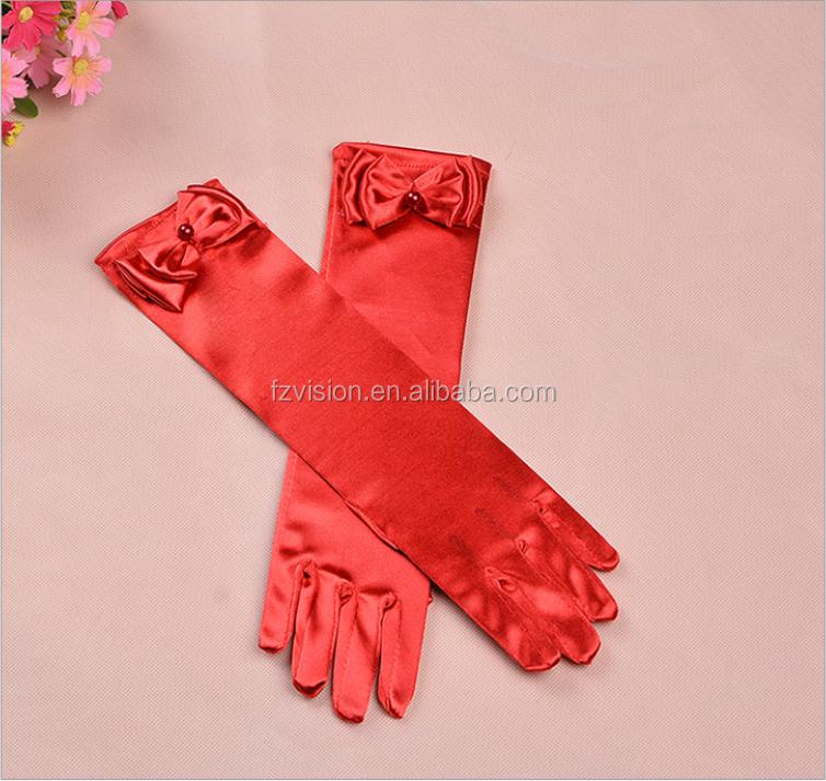 Venta al por mayor guantes largos de vestir-Compre online los ...
