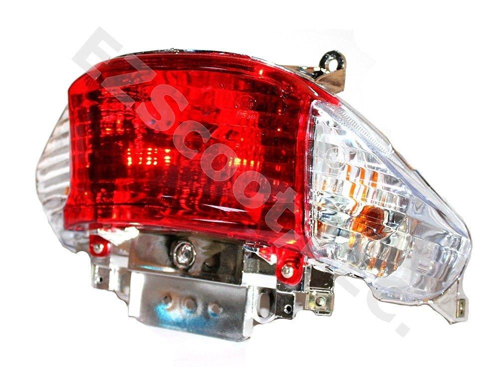 UMPARTS Brake Light Switch Set for Baotian Benzhou Jinlin Jonway GY6 Chinese Scooter sw01
