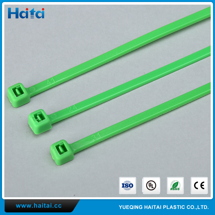 Haitai China Good Reputation Favorable Price OEM Oil Proof Nylon Cable Tie