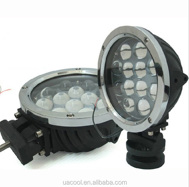 Refitted automobile 60W spotlight off-road track LED spot work lamp