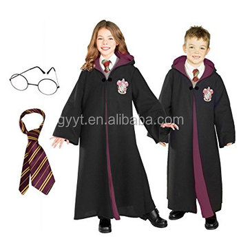 df0973180e Harry Potter s Hermione Child Costume With Gryffindor Robe